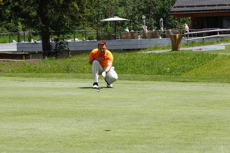 Avatar of golfer named Thomas Langenegger