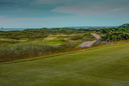 Murcar links golf club cover picture