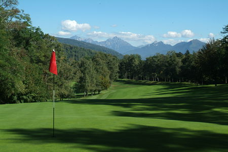 Overview of golf course named Circolo Golf Villa d'Este