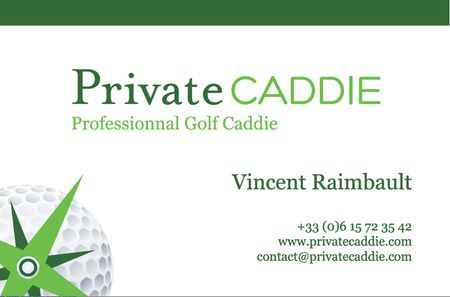 Profile cover of golfer named Private Caddie