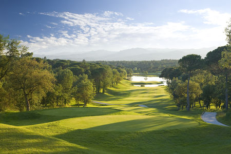 Overview of golf course named PGA Catalunya Resort - Stadium Course