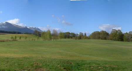 Overview of golf course named Spean Bridge Golf Club