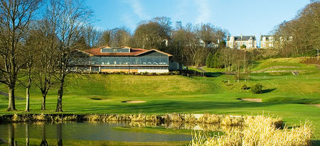 Deeside Golf Club Cover Picture