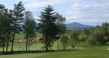 Overview of golf course named Kemnay Golf Club