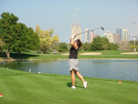 Avatar of golfer named Denise Krier