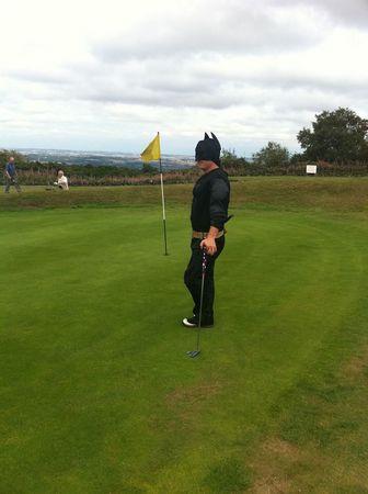 Avatar of golfer named Marc Berresford