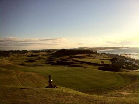Moray Old Golf Club Cover Picture