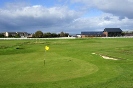 Musselburgh Links, The Old Golf Course Cover