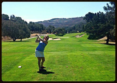 Profile cover of golfer named Lisa McCormick