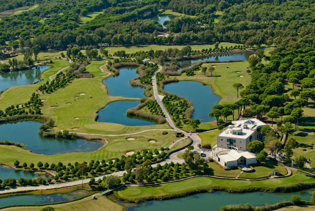 Antalya golf club cover picture