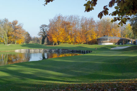 Overview of golf course named Le Kempferhof Golf Club