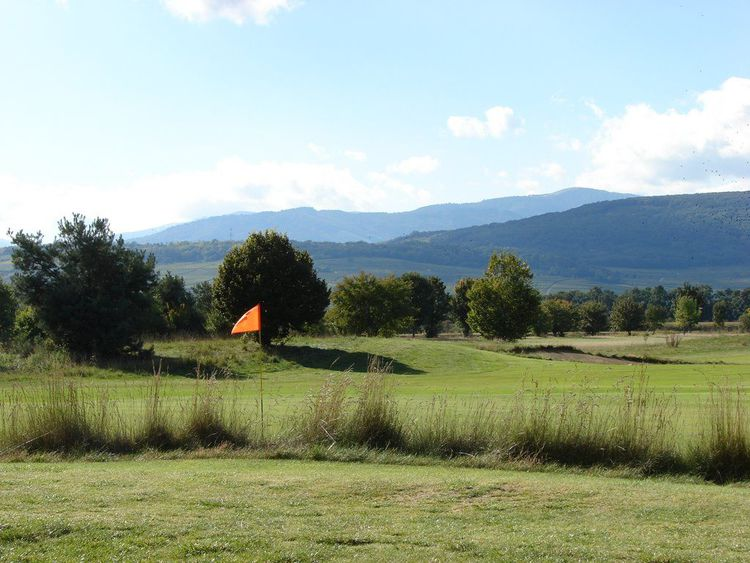 Alsace golf club cover picture