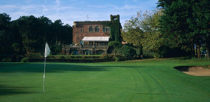 Chiberta golf club cover picture
