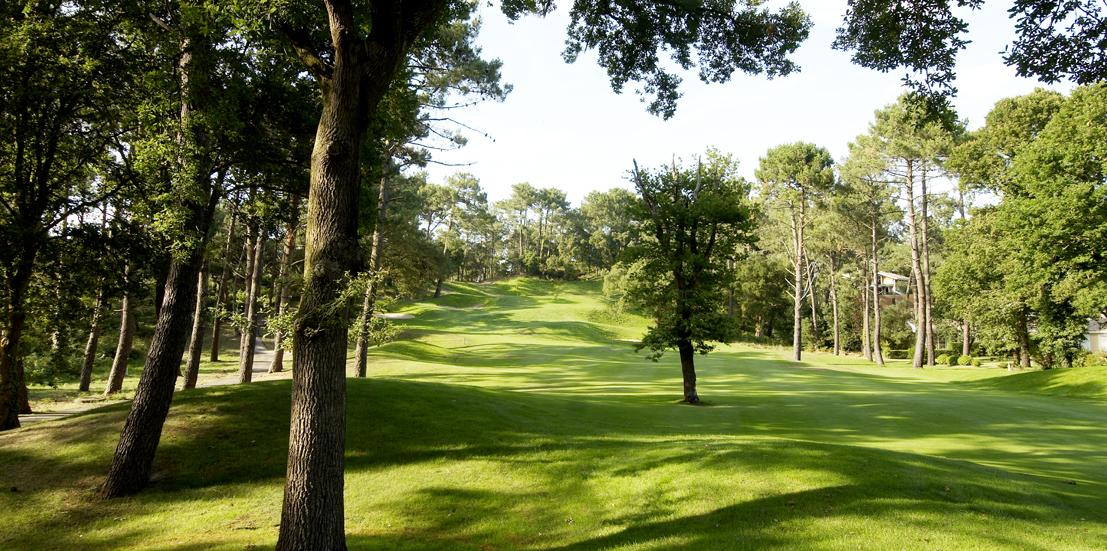 Overview of golf course named Golf de Seignosse