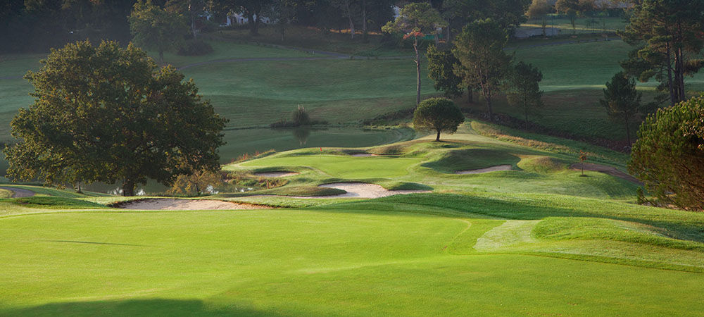 Le golf club d arcangues cover picture