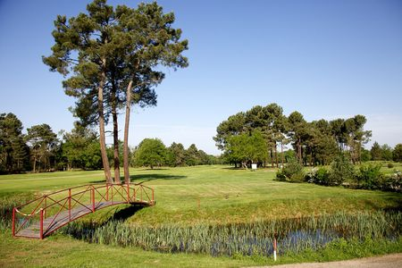 Overview of golf course named Golf Club Graves et Sauternais