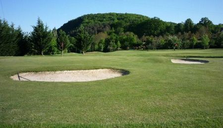 Forge Golf Club Cover Picture