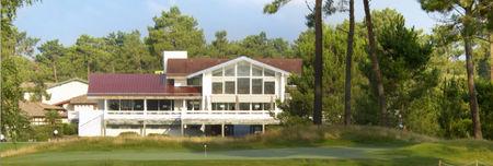 Overview of golf course named Golf de Gujan-Mestras