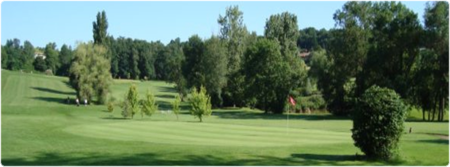 Overview of golf course named Golf de Barthe