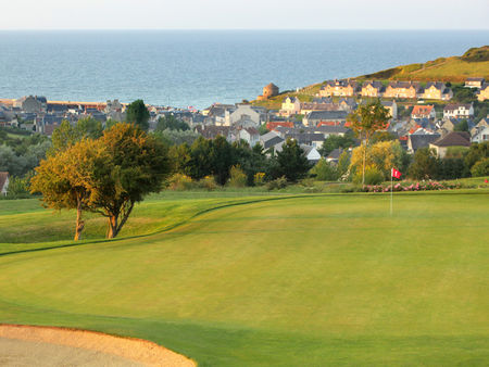 Omaha Beach Golf Club Cover Picture
