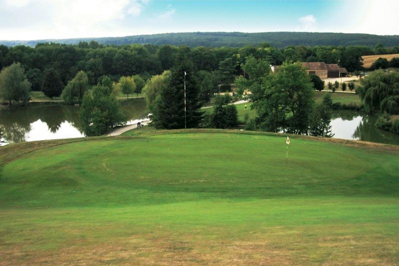 Overview of golf course named Golf de Belleme Saint Martin