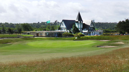 Granville Golf Club Cover Picture