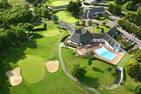 Golf International Barriere La Baule - Parcours Lucien Barrière (Red) Cover Picture