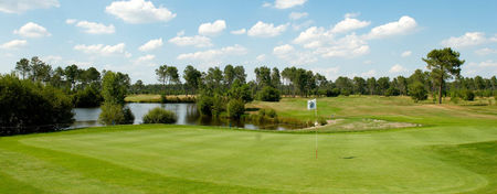 Overview of golf course named Golf de Bordeaux-Pessac