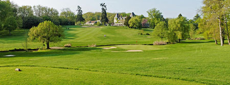 Overview of golf course named Golf de Touraine