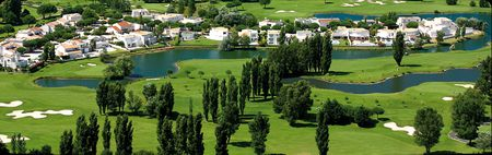 Overview of golf course named La Grande Motte Golf Club