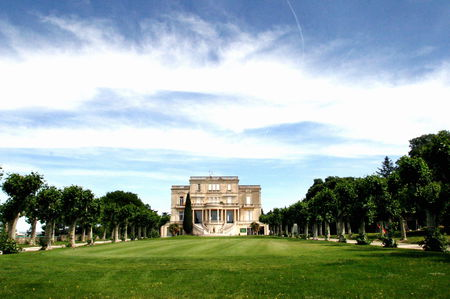 Golf Club de Nimes Campagne Cover Picture
