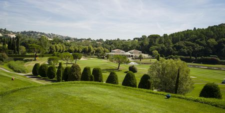 Overview of golf course named Riviera Golf de Barbossi
