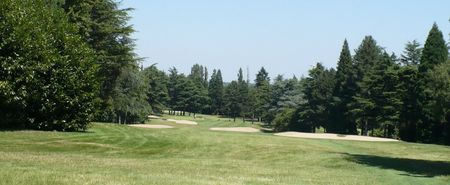 Overview of golf course named Golf de La Boulie