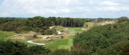 Overview of golf course named Golf Du Touquet