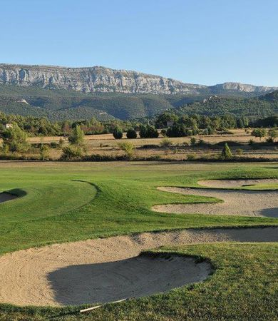 Golf de La Sainte-Baume Cover Picture