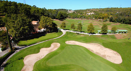 Marseille La Salette Golf Club Cover Picture