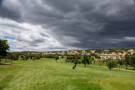 Overview of golf course named Golf Club de Nimes Vacquerolles