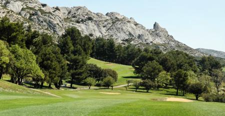 Overview of golf course named Golf de Servanes
