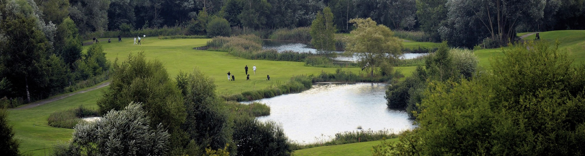 Overview of golf course named Golf d'Ableiges