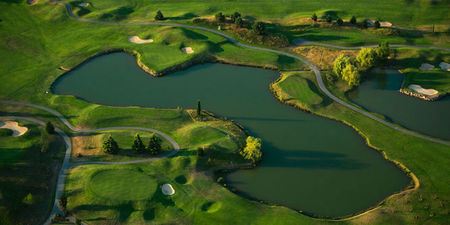 Overview of golf course named Golf d'Albi