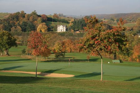 Laval golf club cover picture