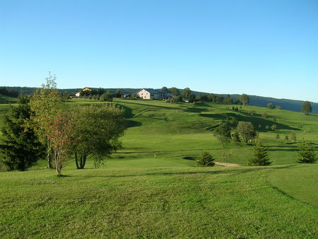 Overview of golf course named Golf Club Du Mont Saint Jean