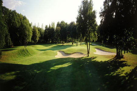 Overview of golf course named Rennes Saint-Jacques Golf Club