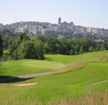 Overview of golf course named Grand Rodez Golf Club