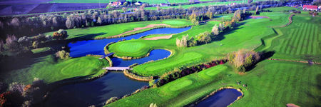 Overview of golf course named Golf de Dunkerque