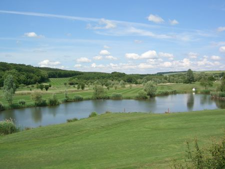 Overview of golf course named Golf de Sarreguemines