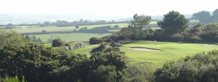 Overview of golf course named Golf de Brest Les Abers