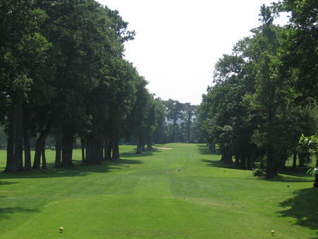 Overview of golf course named Club La Criniere