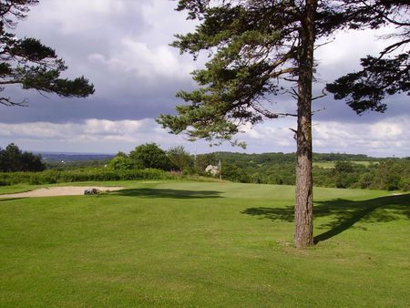 Overview of golf course named Golf Brest Iroise