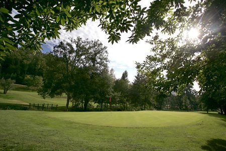 Overview of golf course named Golf de Brive Planchetorte